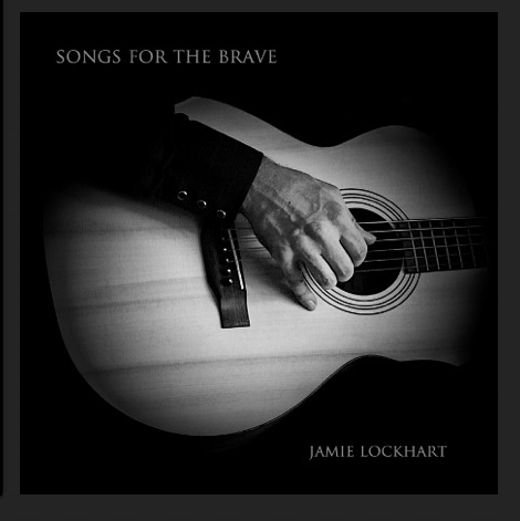 Jamie Lockhart CD Cover