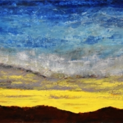 Bev Leggett Simmons 'Final Stroke Before Nightfall'